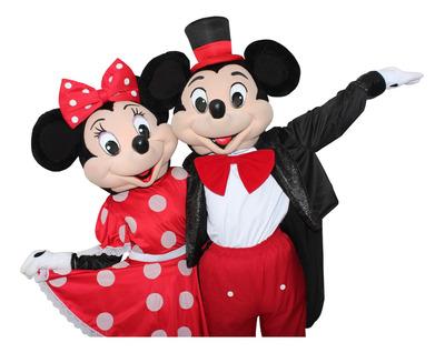Muñecotes Show Fiestas Cumpleaños Personajes Infantiles