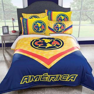 Edreborrega America Aguilas Amarillo Individual