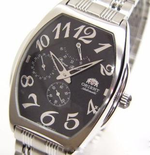 Reloj Orient Automatico Cezab007b Reserva De Marcha Garantía