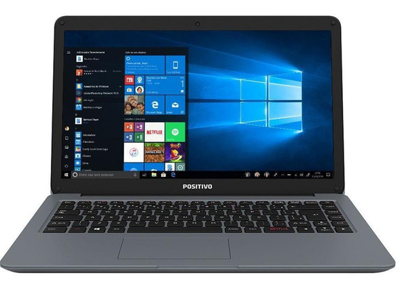 Notebook Positivo I341tai Intel Core I3 4gb 1tb Tela 14