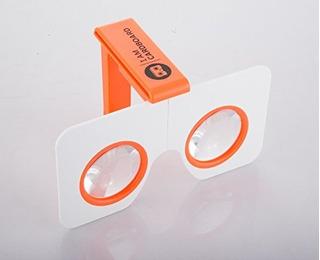 Pocket 360 - Visor De Realidad Virtual Compacto Para Iphones