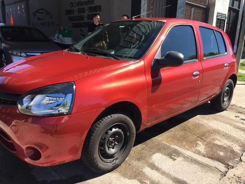 Renault Clio Mod13 Anticipo $430.000 + Cuotas Fijas
