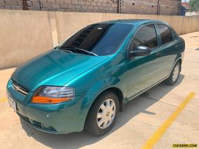 Chevrolet Aveo Automático 4 Puertas