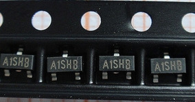 A1shb - Si2301 - 2.3a/20v - Smd - Sot-23, Lote 10 Unidades