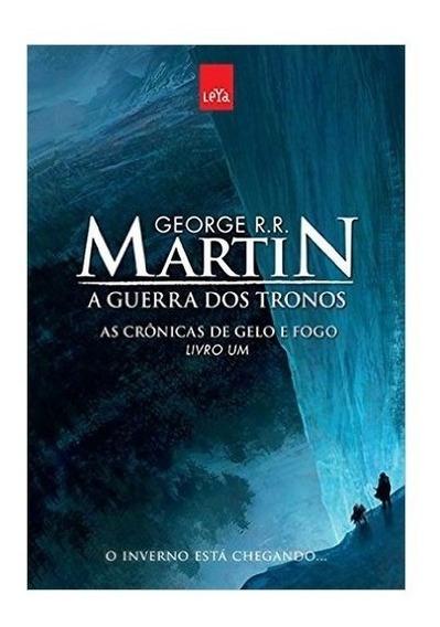 Livro De Bolso A Guerra Dos Tronos De George Martin