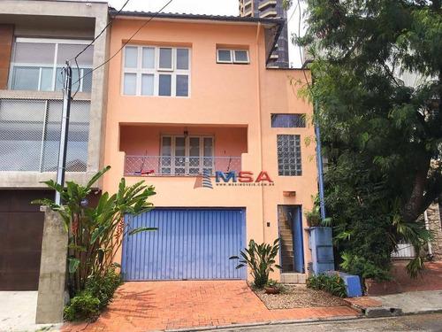 Imagem 1 de 27 de Casa Com 3 Dormitórios À Venda, 180 M² Por R$ 1.650.000,00 - Perdizes - São Paulo/sp - Ca0905