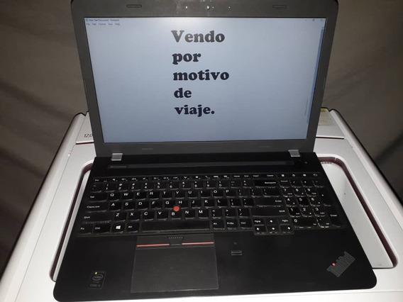 Laptop Lenovo Thinkpad E550 I5 5200u