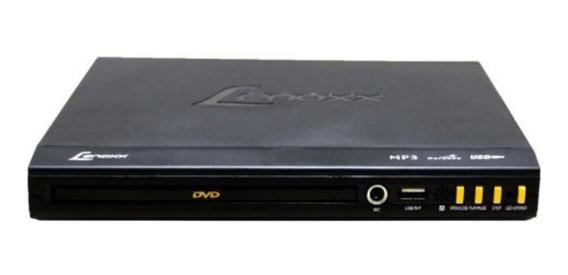 Dvd Player Lenoxx Dv-443 Com Função Karaokê,entrada Usb
