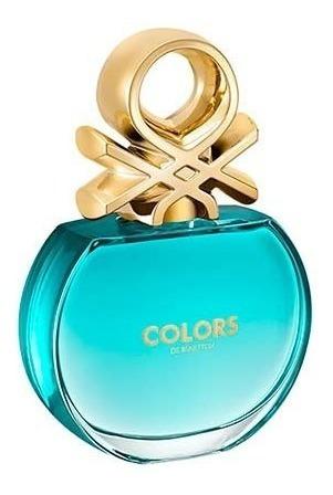 Colors Blue Feminino