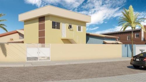 Casa Sobreposta No Bairro Savoy, Em Itanhaém, Litoral Sul/sp