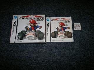 Mario Kart Completo Para Nintendo Ds,excelente Titulo,checa.
