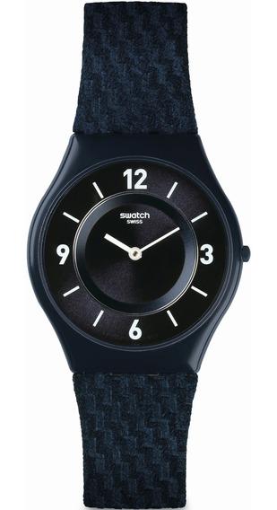 Relógio Swatch Blaumann Unissex Sfn123