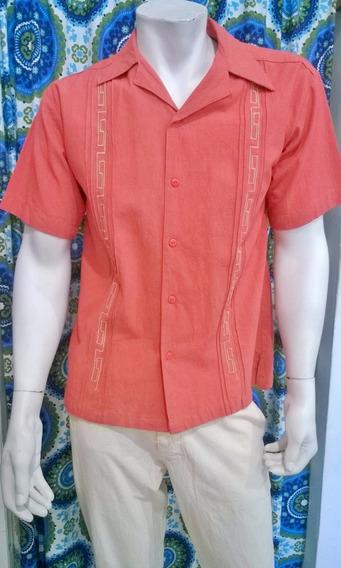 Camisa Guayabera Manta Fina 4xl,5xl,6xl.