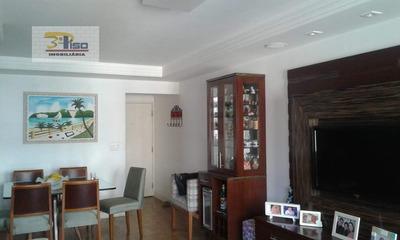 Apartamento A Venda No Bairro Barra Funda Em São Paulo - - Ap1174-1