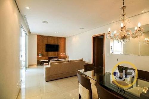 Imagem 1 de 15 de Apartamento Em Buritis  -  Belo Horizonte - 9485
