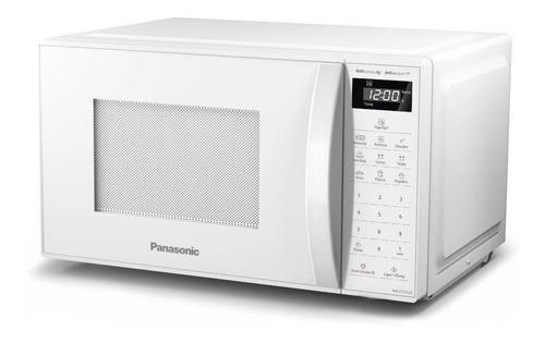 Microondas Panasonic NN-ST25LWRU   branco 21L 127V