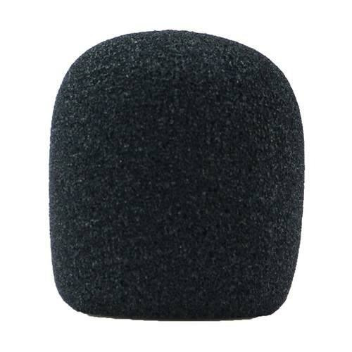 Espuma Para Microfone Preta Gm - Csr
