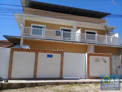 Casa Para Locação Em Araruama, Havaí, 2 Dormitórios, 1 Banheiro - 0226