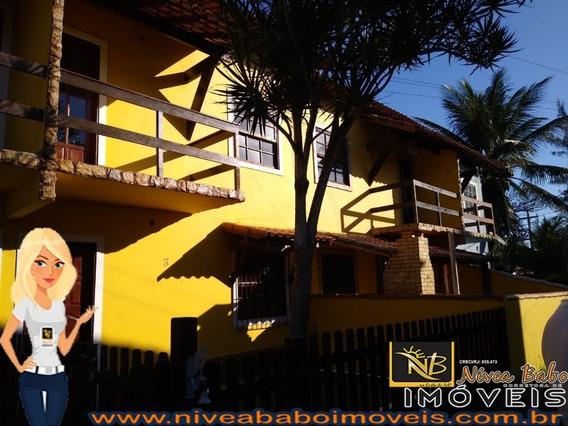 Casa 2 Quartos, Aceita Financiamento Bancário Em Cabo Frio, Unamar, Região Dos Lagos Rj - Vcac 260 - 34208307
