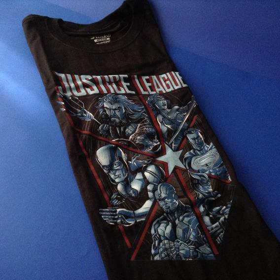 Funko Pop! Playera Justice League Legion Of Collectors M