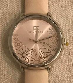 Relógio Thommy Hilfiger Feminino Couro Rosa