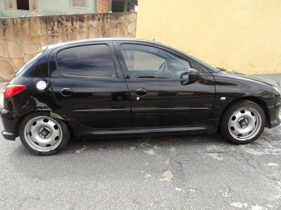 Peugeot 206 Feline 2005/2006 1.4 8v Feline (((( Sucata )))))