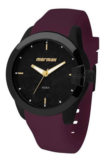 Relógio Mormaii Feminino Maui Mo2035dw/8n - Promo C/ Nfe