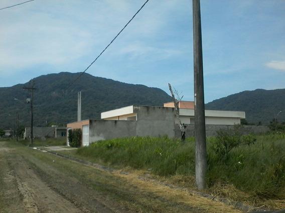 Terreno De 125m² Em Peruíbe Entrada + R$ 511 Mensais