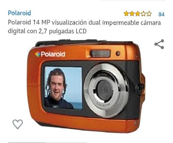Camara Acuática Polaroid If045