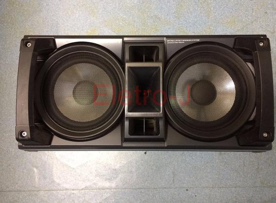1 Caixa Acústica Ss-gtr66h System Sony Hcd-gtr66h Mhc-gtr66