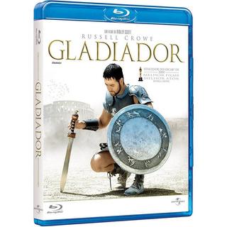 Blu-ray Gladiador