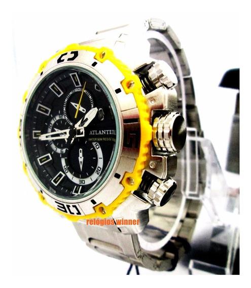 Relógio Atlantis Original Las Vegas Novo.
