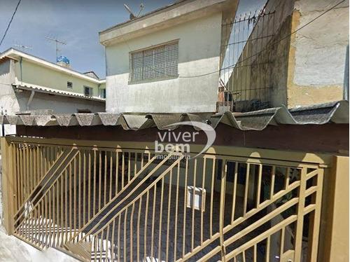 Sobrado Com 3 Dormitórios À Venda, 148 M² Por R$ 400.000,00 - Vila Prudente (zona Leste) - São Paulo/sp - So0562