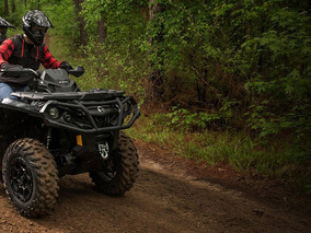 Can-am Outlander Xt-p 1000 2017 0km Atv Smmotos No Honda