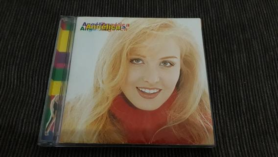 Cd Angelica 1996 A Danças Dos 40 Limões Original