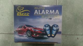 Alarma Para Auto Tipo Viper Con 2 Controles Sirena Led Balet