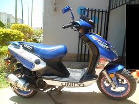 Moto Automática Racing.