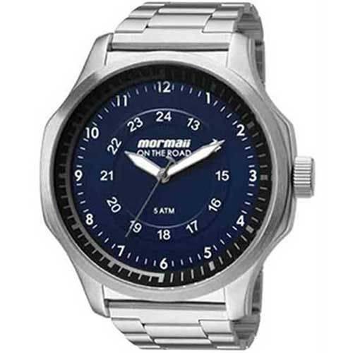 Relógio Mormaii Masculino Mo2035gk/3a C/ Garantia E Nf