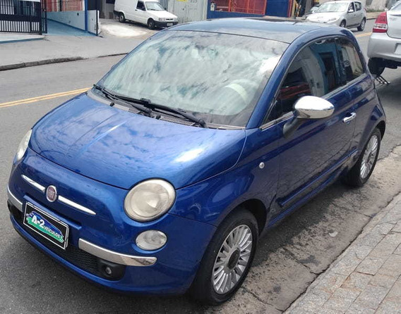 Fiat 500 Lounge 1.4 (gas) Imp 2p