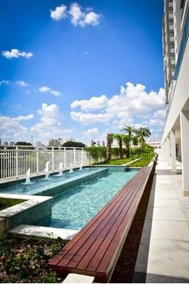 Apartamento Com 3 Dormitórios À Venda, 100 M² Por R$ 750.000 - Parque Santo Amaro - São Paulo/sp - Ap4794