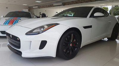 Jaguar F-type F-type S Sc V6 2015 2016