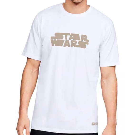 Playera Star Wars Stretch Hombre Under Armour Ua2613