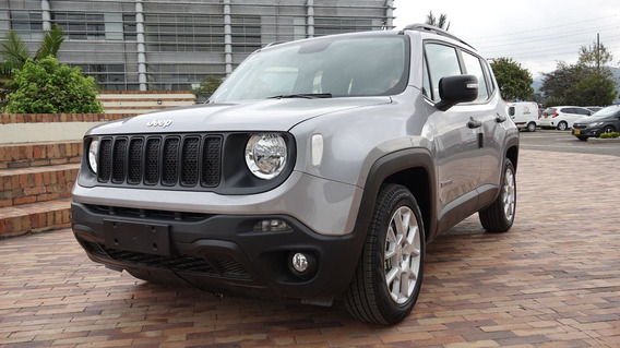 Jeep Renegade Sport Plus 1.8 At.