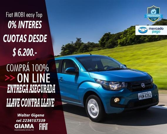 Fiat Mobi 2020 1.0 Easy Pack Top