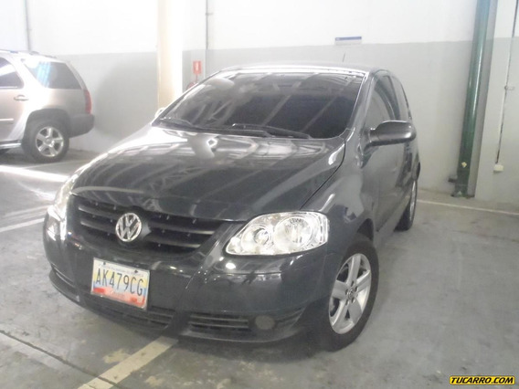 Volkswagen Fox Coxceptlis Sincronico
