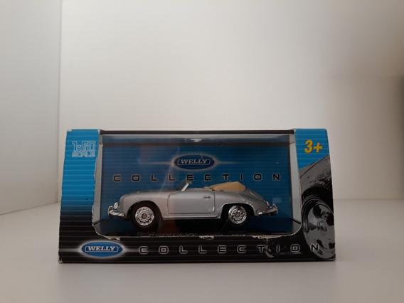 Welly Collection - Porsche 356 B - Escala 1/60