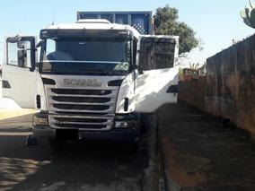 Scania G 440 2012 6x4 Com Parcelas