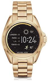Relógio Michael Kors Access Smartwatch Mkt5001 Dourado