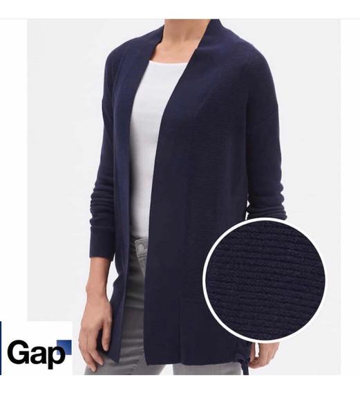 Cardigan Plus Size Gap Tricô Original Importado Xxg