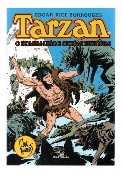Tarzan O Homem-leao - Devir - Bonellihq Cx187 H19
